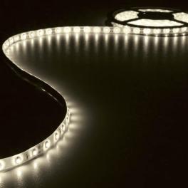 Kit Ruban LED Blanc Chaud 12V 8mm x 5m adhésif 300 LEDS IP61