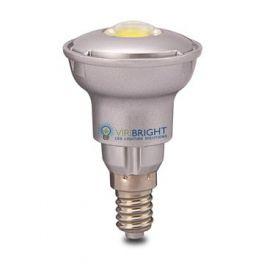 Spot LED E14 4W5 230V blanc chaud 60° 220 Lumens