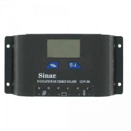 Régulateur solaire 10A 12V / 24V
