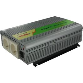 Convertisseur de tension 12V-230VAC 1200W
