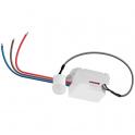 Interrupteur compact infrarouge de plafond montage à encaster