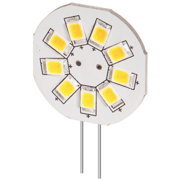 lampe led g4 12v 1w5 blanc chaud diam tre 23 mm 4 50. Black Bedroom Furniture Sets. Home Design Ideas