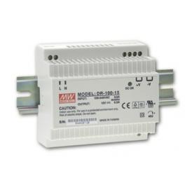 Alimentation LED 12V 100W Entrée 230VAC Rail DIN