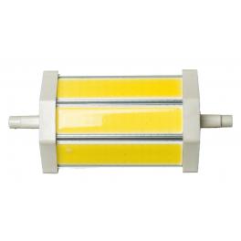 Lampe LED R7S 118 mm 10W 230V blanc neutre 850 Lumens