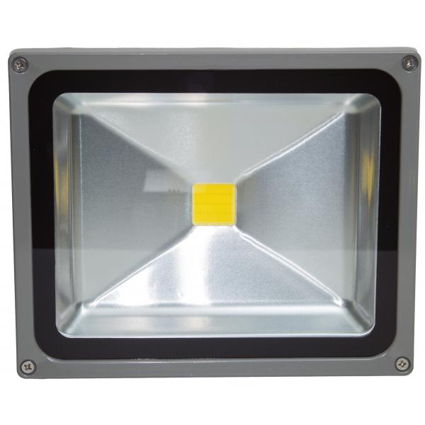 Projecteur led 30w blanc neutre ip65 ext rieur 44 90 for Projecteur garage led
