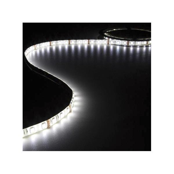 ruban led blanc froid 24v 10mm x 5m adh sif 300 leds ip61 88 90 rubans led flexibles pour l. Black Bedroom Furniture Sets. Home Design Ideas