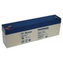 Batterie plomb 12V 2,4Ah Ultracell gamme UL