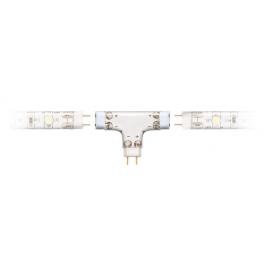Paire de connecteurs en T pour système de réglettes LED flex