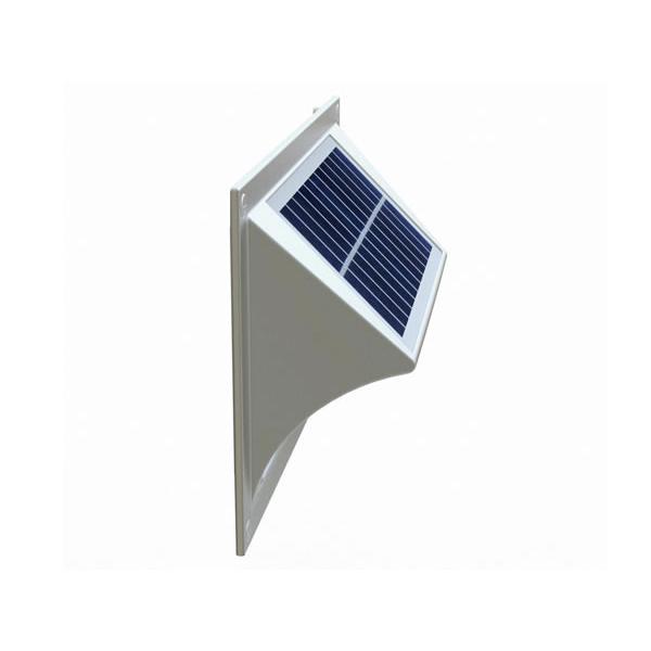 eclairage solaire led ip64 automatique en aluminium 42. Black Bedroom Furniture Sets. Home Design Ideas