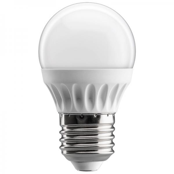 Ampoule led bulbe douille e27 4w 230v blanc chaud 6 02 - Ampoule led e10 230v ...