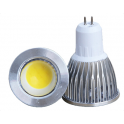 Spot LED MR16 5W 12V blanc chaud 45°