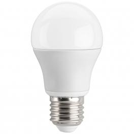 Ampoule LED bulbe E27, 8W 12V-24 VDC, blanc neutre