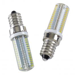 Lampe LED E14 silicone 3W5 230V blanc froid diamètre 18 mm