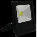 Projecteur LED 20W Blanc neutre modèle slim extra-plat
