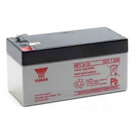 Batterie plomb 12V 1Ah2 Yuasa gamme NP