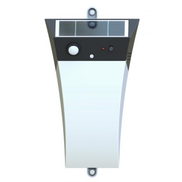 eclairage solaire led ip65 avec ir blanc chaud blanc. Black Bedroom Furniture Sets. Home Design Ideas