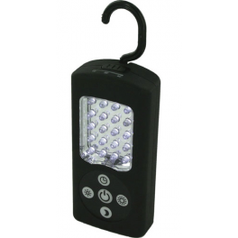 Torche LED Camping 21 LEDS avec minuterie