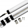 Réglette LED aluminium 0m30 39 LED SMD blanc neutre