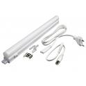 Applique LED 57 cm 8W 230V blanc neutre avec inter M/A