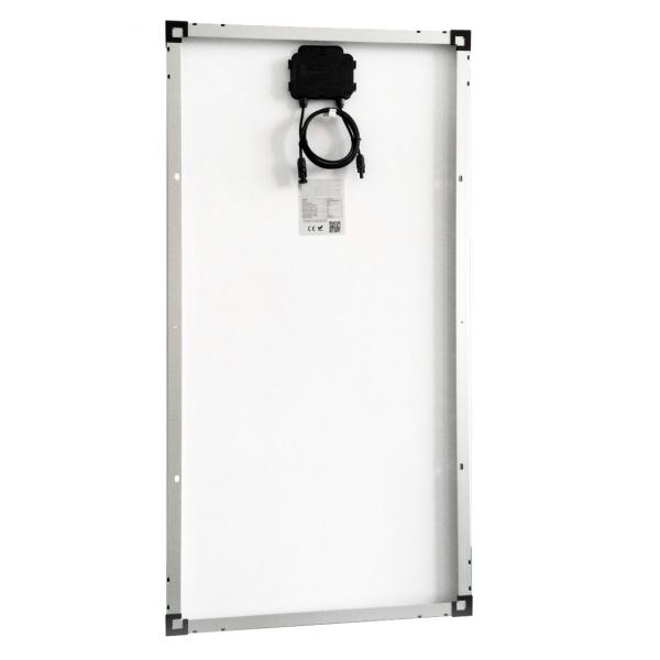 panneau solaire monocristallin 150w 12v 254 90 panneaux solaires. Black Bedroom Furniture Sets. Home Design Ideas