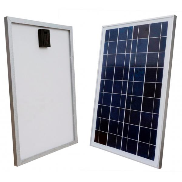 Panneau solaire polycristallin 20w 12v avec c ble 2m50 for Panneau solaire sous vide