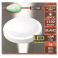 Plafonnier LED 12W IP65 Vision-EL blanc neutre +détecteur