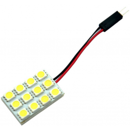 Module LED 12V 22 x 30 mm (12 LEDS)