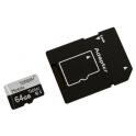 Carte mémoire Micro-SDXC, Classe de vitesse UHS1 & C10, Capacité  64Goctets