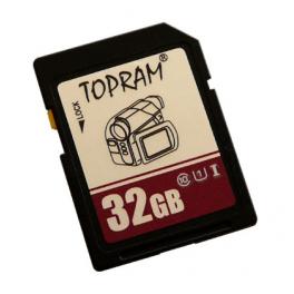 Carte mémoire SDHC, Classe de vitesse UHS1 & C10, Capacité  32Goctets