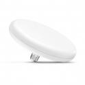 Ampoule LED ufo, Douille E27, Eclairage  2000Lm Blanc neutre, Puissance 20W 230Vac, Dimensions 200x95mm