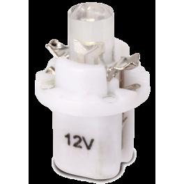 Lampes LED 12V culot BAX 8.5