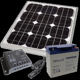 Kits énergie solaire